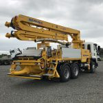 Sermac 4Z27 Concrete Pump