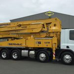 Sermac 5Z38 Concrete Pump